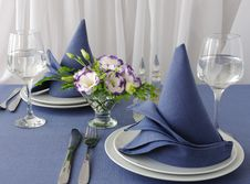 Free Fragment Table Setting Stock Images - 26400954