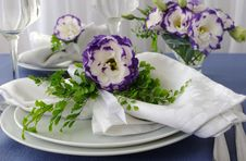 Free Cloth, Decorated With Flower Royalty Free Stock Photos - 26400968