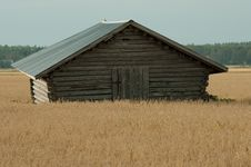 Free Abanoned Shed Stock Photography - 26402722