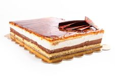 Free Caramel Cake Royalty Free Stock Image - 26405636
