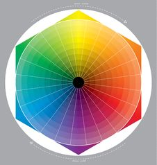 Free Colour Circle Royalty Free Stock Photo - 26407415