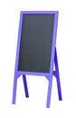 Free Blank Menu Chalkboard In Wooden Frame Royalty Free Stock Photo - 26414885