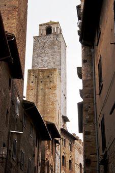 Free San Gimignano Stock Image - 26412881