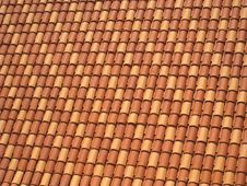Free Roof Tiling Royalty Free Stock Photography - 26414727