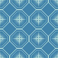 Free Abstract Seamless Pattern Royalty Free Stock Images - 26418529