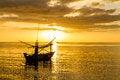 Free Boat At Sunshine Stock Images - 26424184