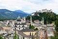 Free Festung Hohensalzburg Castle, Austria Stock Photography - 26425472