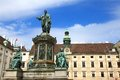 Free Statue Of Francis II, Holy Roman Emperor, Vienna Stock Images - 26426094