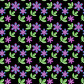 Free Floral Pattern Royalty Free Stock Photography - 26429377