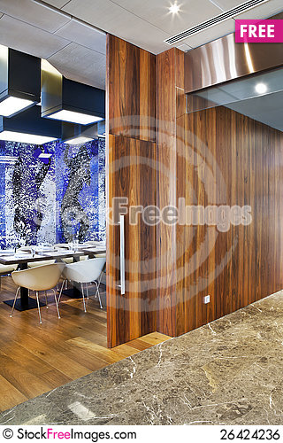 Free Dining Room Royalty Free Stock Image - 26424236
