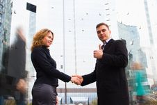 Successful Business Deal Stock Photos