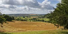 Free An English Rural Landscape In The Chiltern Hills Stock Photography - 26421982