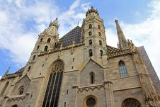Free Stephansdom In Vienna, Austria Stock Images - 26423104