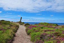 Free Cabo Penas, Asturias, Spain Royalty Free Stock Image - 26426186