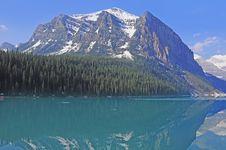 Free Lake Louise. Stock Photography - 26429442