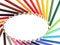 Free Crayons Frame Stock Photos - 26428643