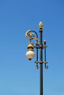 Free Decorative Streetlight Stock Photos - 26438013