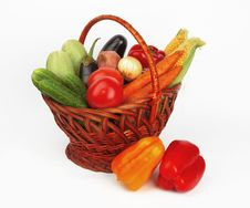 Free Vegetables Royalty Free Stock Image - 26441576