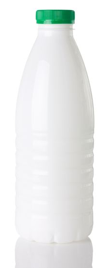 Free White Plastic Bottle Royalty Free Stock Images - 26445489