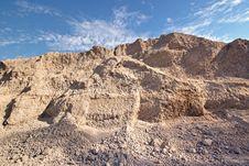 Free Sand Quarry Stock Photos - 26447053