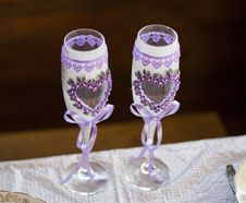 Free Wedding Glass Stock Photo - 26447130
