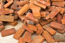 Free Group Of Bricks Stock Images - 26449354