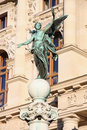 Free Sculpture Near History Museum In Vienna, Austr Royalty Free Stock Photo - 26452425