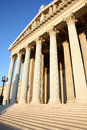 Free Austrian Parliament In Vienna, Austria Stock Photography - 26452532