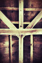 Free Wooden Roof Royalty Free Stock Images - 26455079