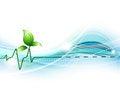 Free Environmental Vector Concept. Eps10 Royalty Free Stock Photos - 26459858