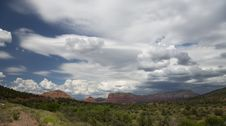 Free Sedona Landscape Royalty Free Stock Images - 26450419