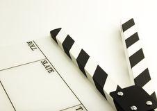 Free Film Clapboard Stock Image - 26452801