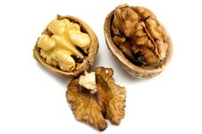 Free Dry Walnuts Stock Images - 26453364