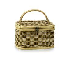 Free Thai Rattan Basket Stock Images - 26455134