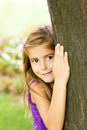 Free Child Respects The Environment Royalty Free Stock Photography - 26463147