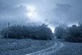 Free Storm On The Mountain Stock Photo - 26464900