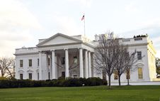 Free The White House Royalty Free Stock Photos - 26463858