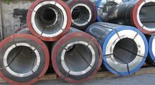 Free Rolled Steel Stock Photos - 26465603