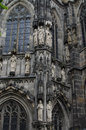 Free Exterior Of Gothic Cathedral Royalty Free Stock Image - 26478246