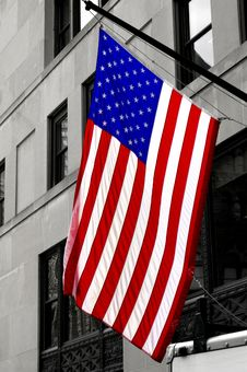 Free American Flag Stock Photo - 26472090