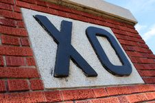 Free XOXO Royalty Free Stock Image - 26477586