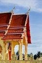 Free Thai Church Royalty Free Stock Photography - 26481347