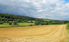 Free An English Rural Landscape In The Chiltern Hills Stock Photos - 26489703