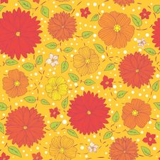 Free Summer Flower Background Stock Photos - 26491853
