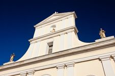 Free Old Chapel Royalty Free Stock Photography - 26497347