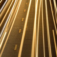 Free Light On The Road. Stock Images - 26499114