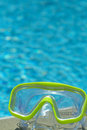 Free Green Water Mask Stock Image - 2655691