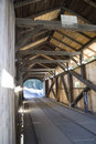 Free Covered Bridge, Vermont Stock Photo - 2658280