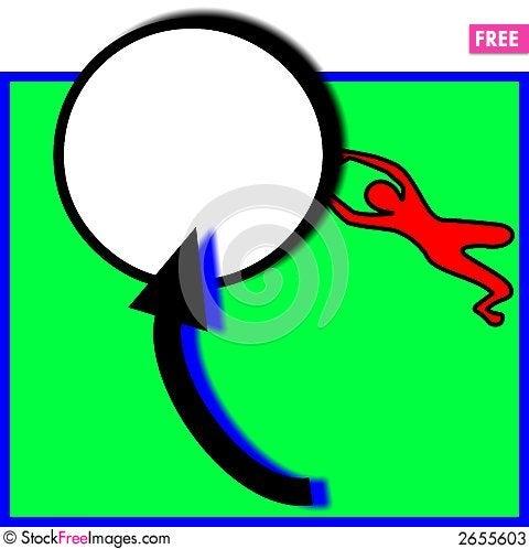 Free Goal Keeper Saves A Shot Sign Stock Photos - 2655603