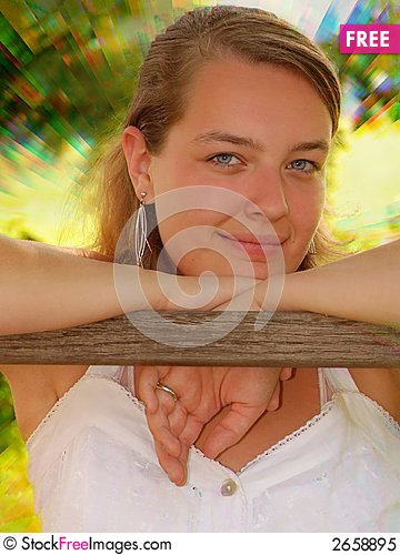 Free Summer In The Shade Royalty Free Stock Photo - 2658895
